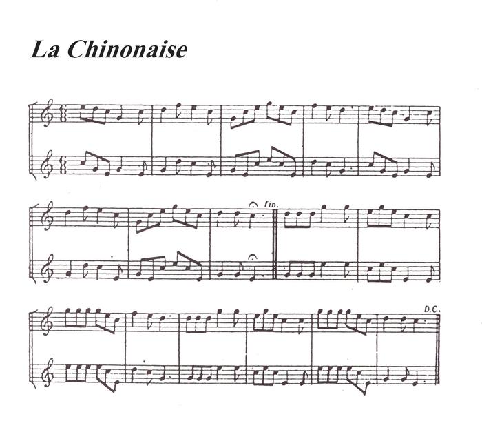 La Chinonaise