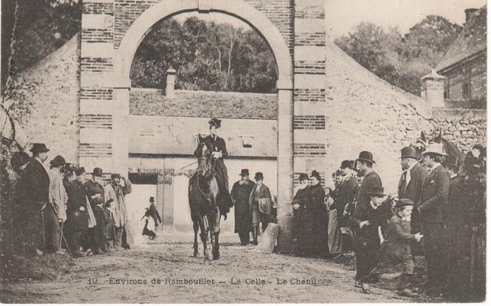 Equipage de Bonnelles Rambouillet (5)