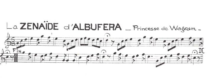 La Zénaïde d'Albufera