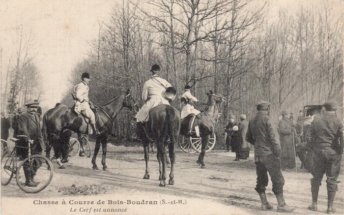 Equipage de Bois-Boudran