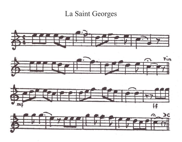 La Saint Georges