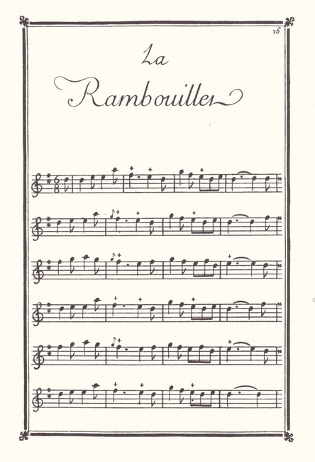 La Rambouillet