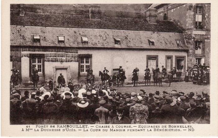 Equipage de Bonnelles Rambouillet (14)