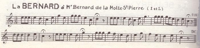 La Bernard ♫