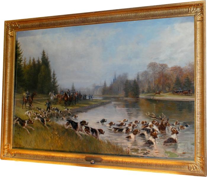 Charles-Olivier de Penne - Collection particulière - Aumale