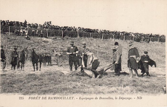 Equipage de Bonnelles Rambouillet (40)