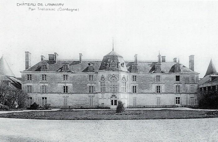 Lanmary - Tiré de l'ouvrage Deux Siècles de Vènerie à travers la France - H. Tremblot de la Croix et B. Tollu (1988)