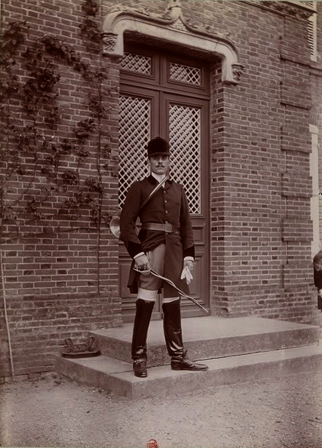 Baron de la Touanne - Chambray
