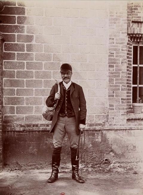 Le marquis de Tertu - Chambray
