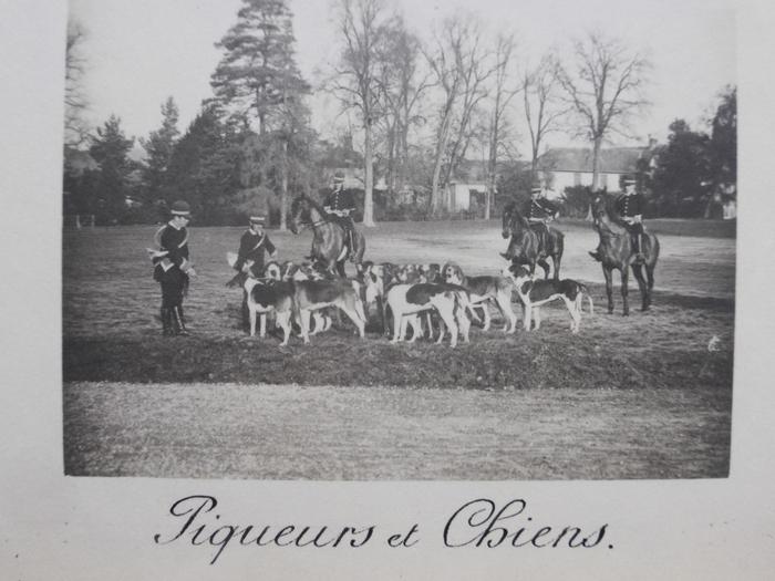 Equipage de Bonnelles - 1880 - 1900 (6)