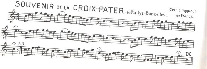 Souvenir de la Croix-Pater