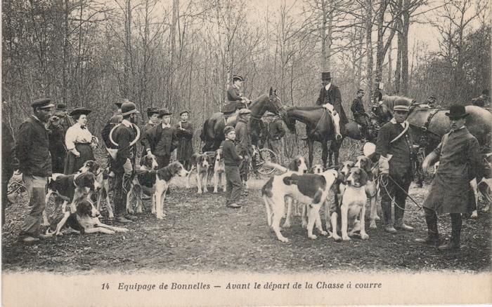 Equipage de Bonnelles Rambouillet (7)