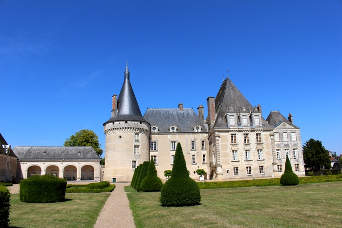 Le château d'Azay-le-Ferron (Photo : courtoisie) - www.chateau-azay-le-ferron.com