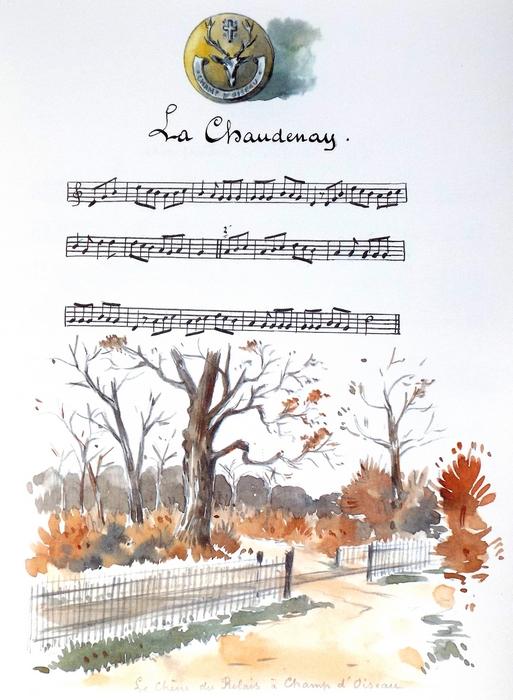 La Chaudenay ♫