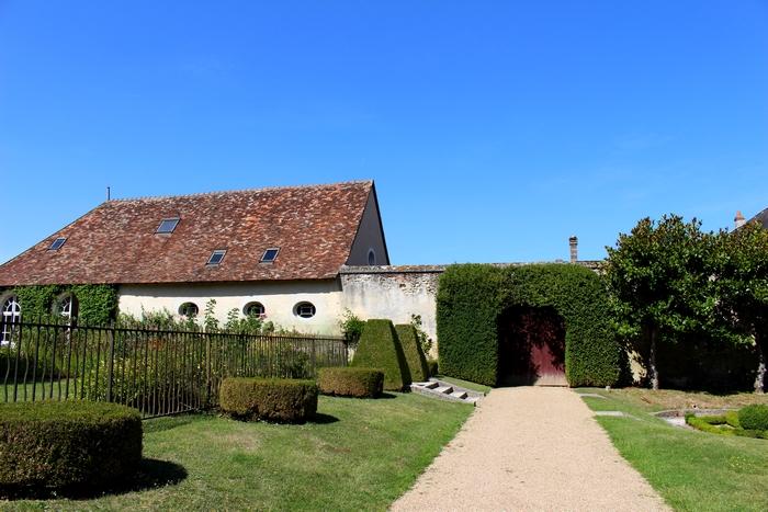 Le chenil (Photo : courtoisie) - www.chateau-azay-le-ferron.com