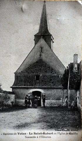 Chesnaye © Collection Claude Alphonse Leduc - Château de Montpoupon