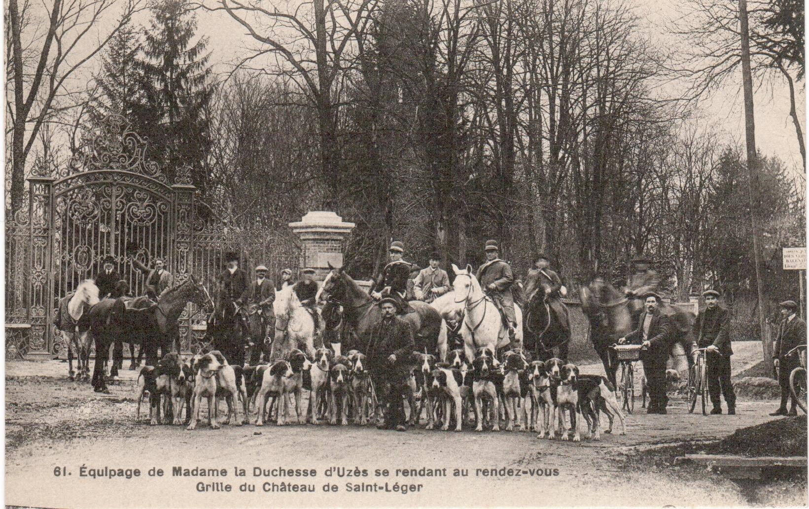 Equipage de Bonnelles Rambouillet (25)