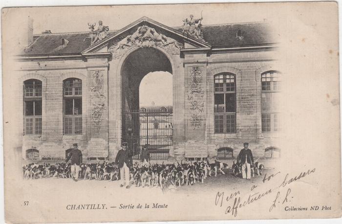 Equipage du duc de Chartres (6)
