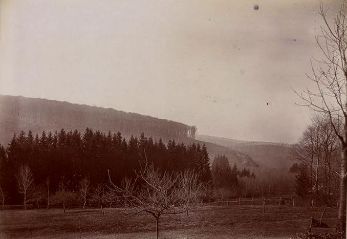 Le Vignage - Tiré de l'ouvrage L'Equipage du marquis de Chambray - Photos de Maurice de Gasté (1894) - Bnf (Gallica)