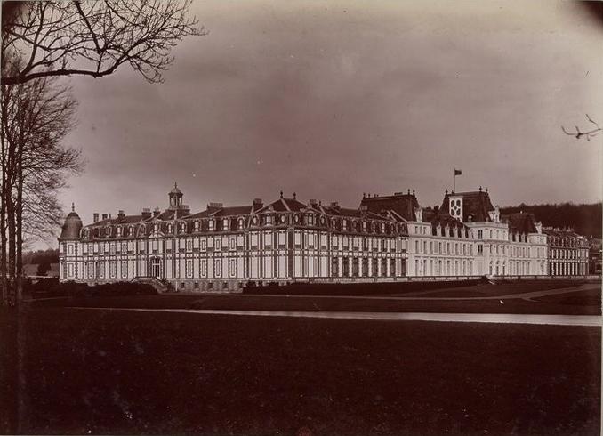 Les Vaux (2) - Tiré de l'ouvrage L'Equipage du marquis de Chambray - Photos de Maurice de Gasté (1894) - Bnf (Gallica)