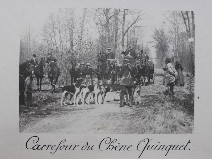 Equipage de Bonnelles - 1880 - 1900 (12)