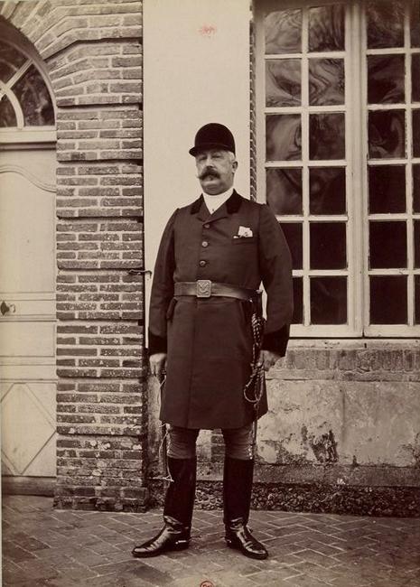 G. Yoer - Tiré de l'ouvrage L'Equipage du marquis de Chambray - Photos de Maurice de Gasté (1894) - Bnf (Gallica)