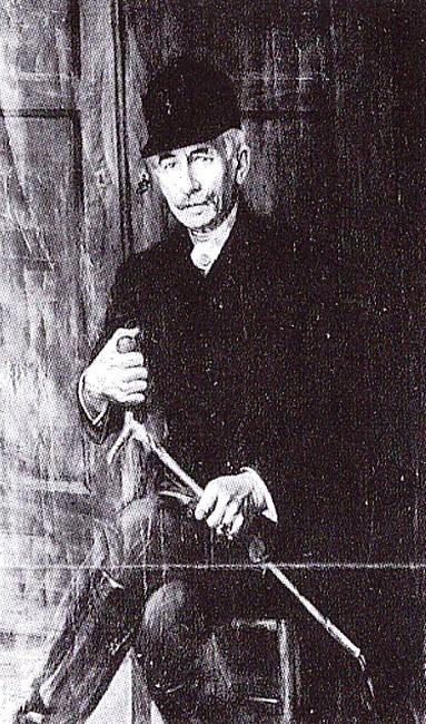 Charles de Suyrot - Tiré de l'ouvrage Deux Siècles de Vènerie à travers la France - H. Tremblot de la Croix et B. Tollu (1988)
