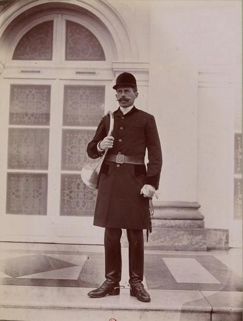 L. de Cernay - Tiré de l'ouvrage L'Equipage du marquis de Chambray - Photos de Maurice de Gasté (1894) - Bnf (Gallica)