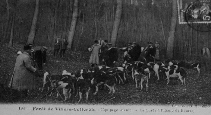 L'Equipage Menier - Collection A.-P. Baudesson - Don à la Société de Vènerie - 427