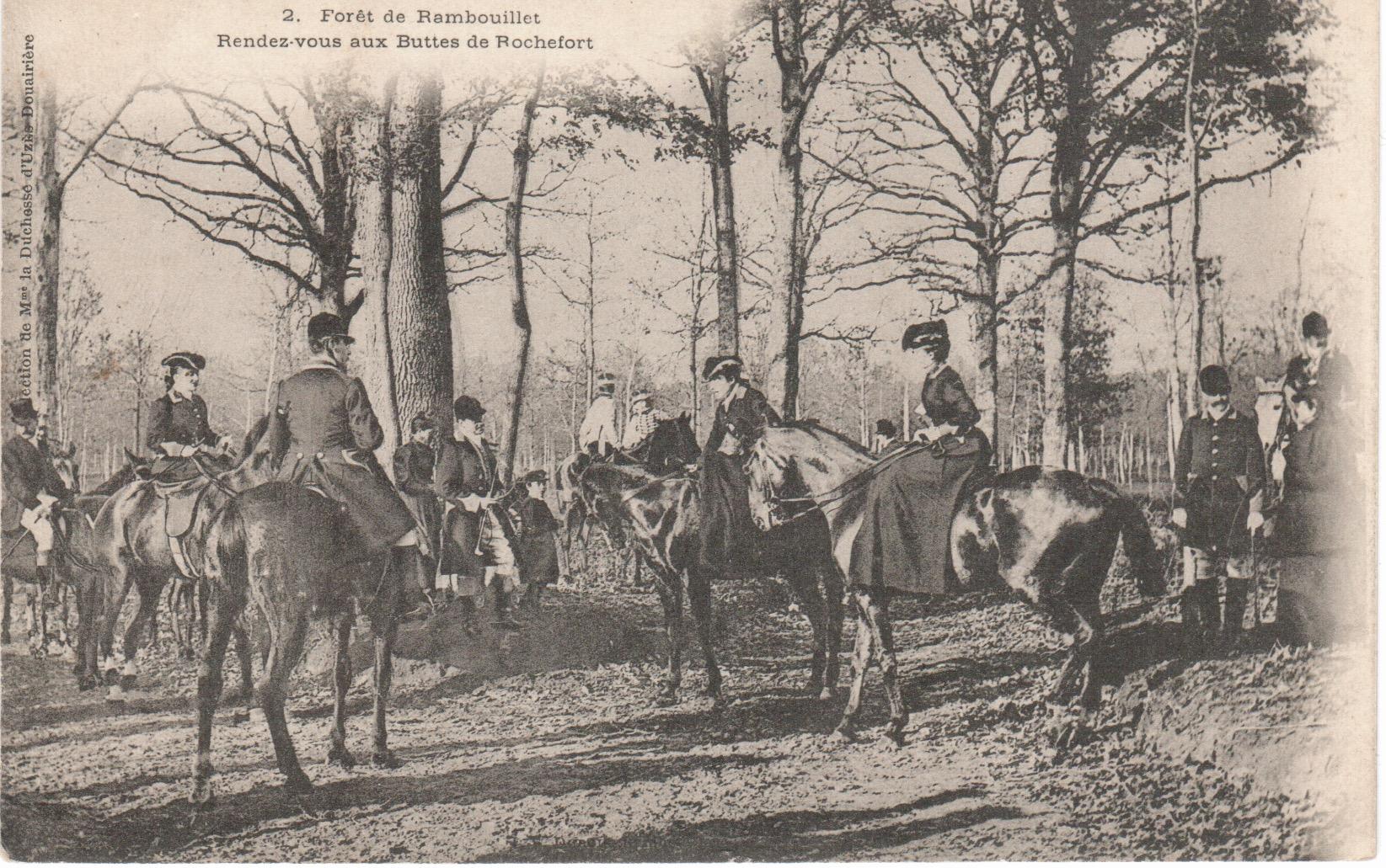 Equipage de Bonnelles Rambouillet (26)