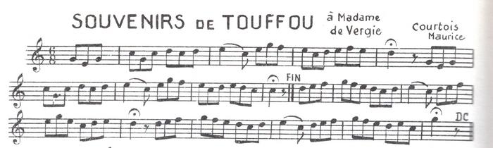 Souvenirs de Touffou