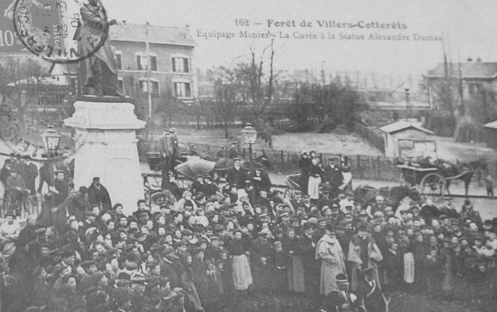 L'Equipage Menier - Collection A.-P. Baudesson - Don à la Société de Vènerie - 453