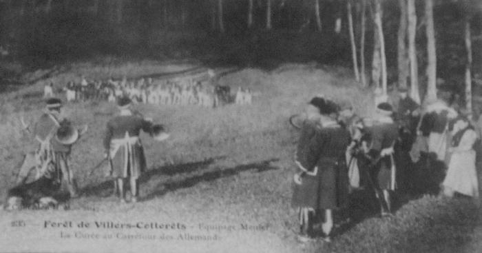 L'Equipage Menier - Collection A.-P. Baudesson - Don à la Société de Vènerie - 486