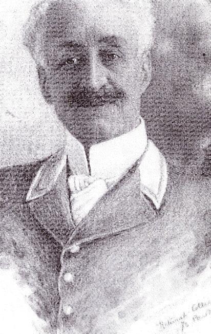 Louis de Monsaulnin - Tiré de l'ouvrage Deux Siècles de Vènerie à travers la France - H. Tremblot de la Croix et B. Tollu (1988)