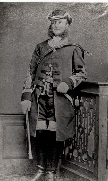 Piqueux de l'équipage du comte d'Osmond