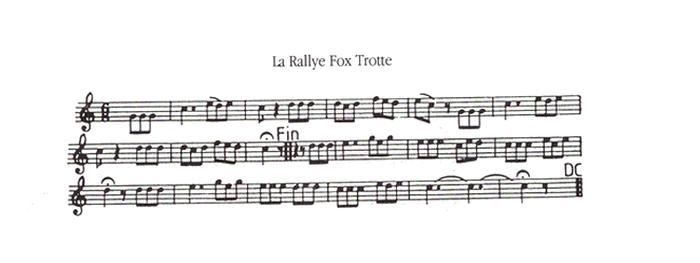 La Rallye Foxe Trotte