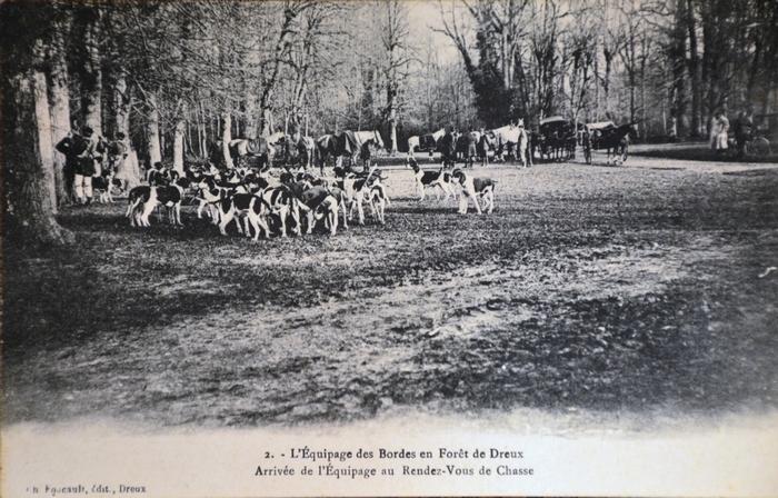 Francbord © Collection Claude Alphonse Leduc - Château de Montpoupon