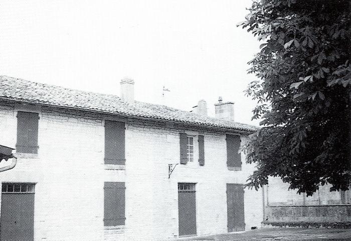 Le Pas des Chaumes - Tiré de l'ouvrage Deux Siècles de Vènerie à travers la France - H. Tremblot de la Croix et B. Tollu (1988)