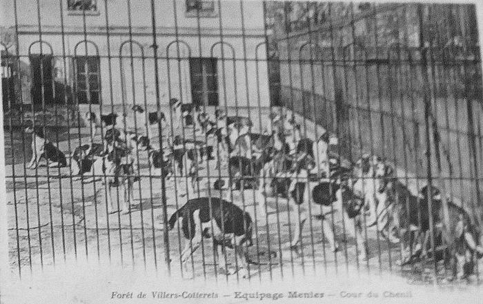 L'Equipage Menier - Collection A.-P. Baudesson - Don à la Société de Vènerie - 81