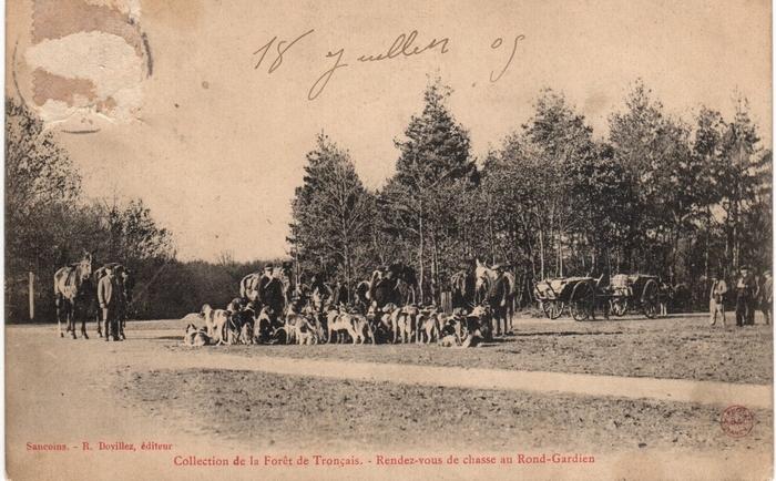 Rallie Bourbonnais © Collection Claude Alphonse Leduc - Château de Montpoupon