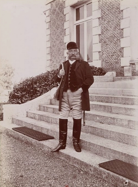 A. Morgon - Equipage Chambray