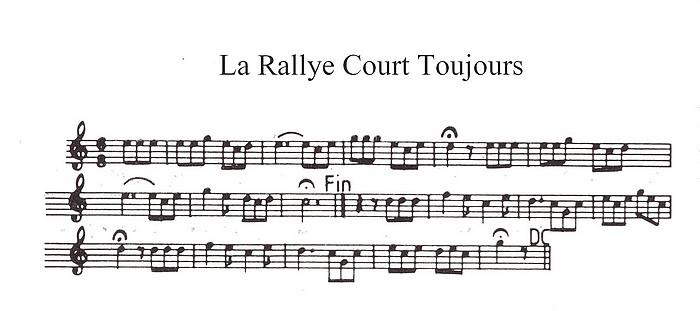 La Rallye Court Toujours