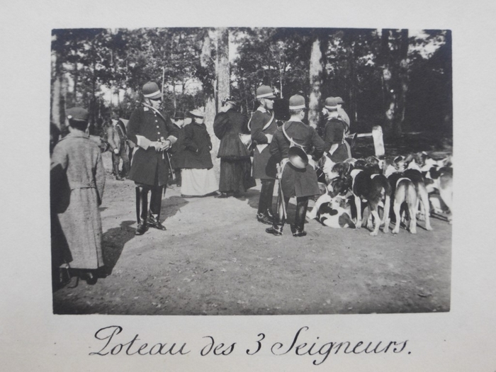 Equipage de Bonnelles - 1880 - 1900 (11)