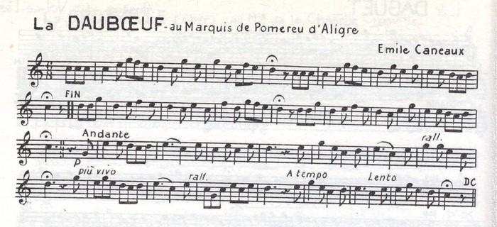 La Daubœuf