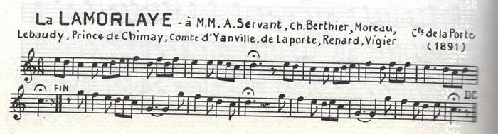 La Lamorlaye