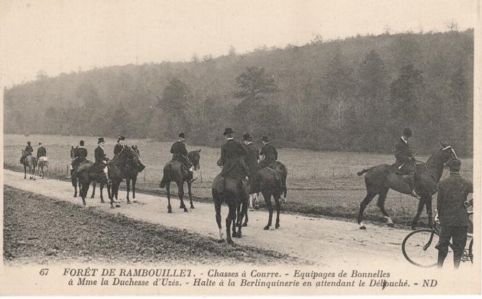 Equipage de Bonnelles Rambouillet (9)