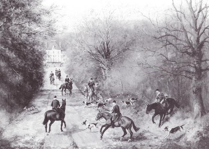 Equipage du Rochard 2 - Frachon