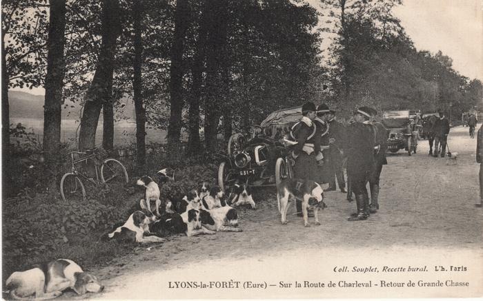 Cartes postales Claude Alphonse Leduc (10)