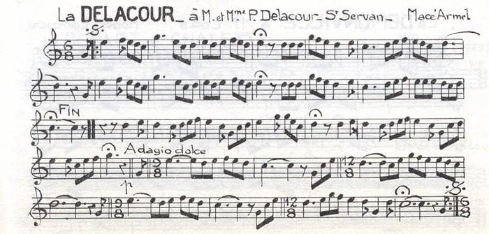 La Delacour