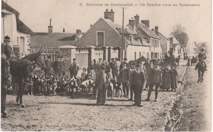 Equipage de Bonnelles Rambouillet (10)